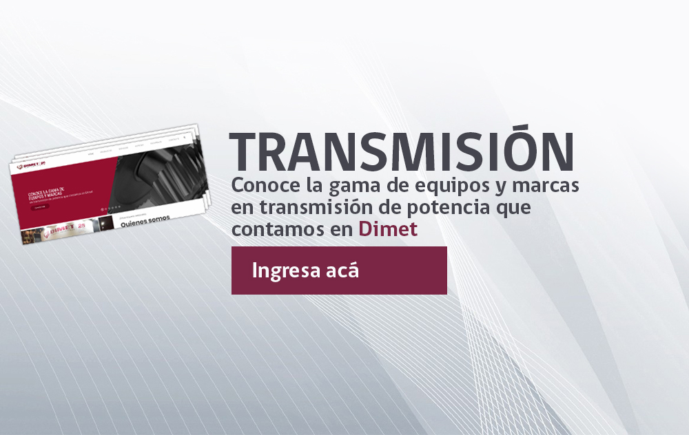 transmision dimet